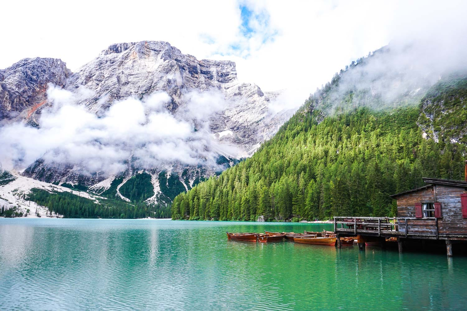 Laghi Val Pusteria