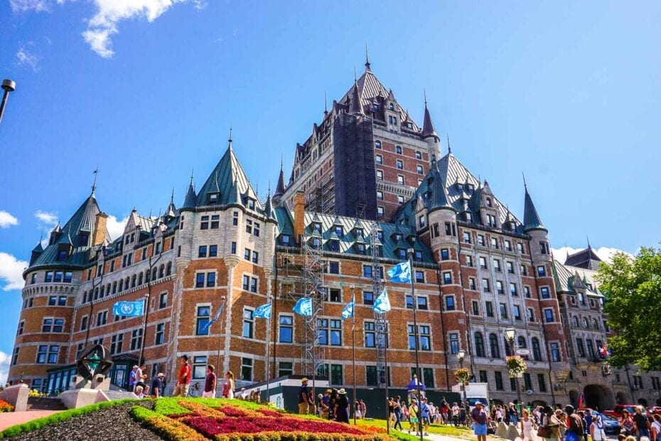 Cosa vedere a Quebec City